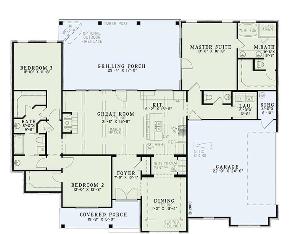 4 Bedroom 3 Bath House Plans with Basement House Floor S Bedroom Bath Story and Ft Main Floor
