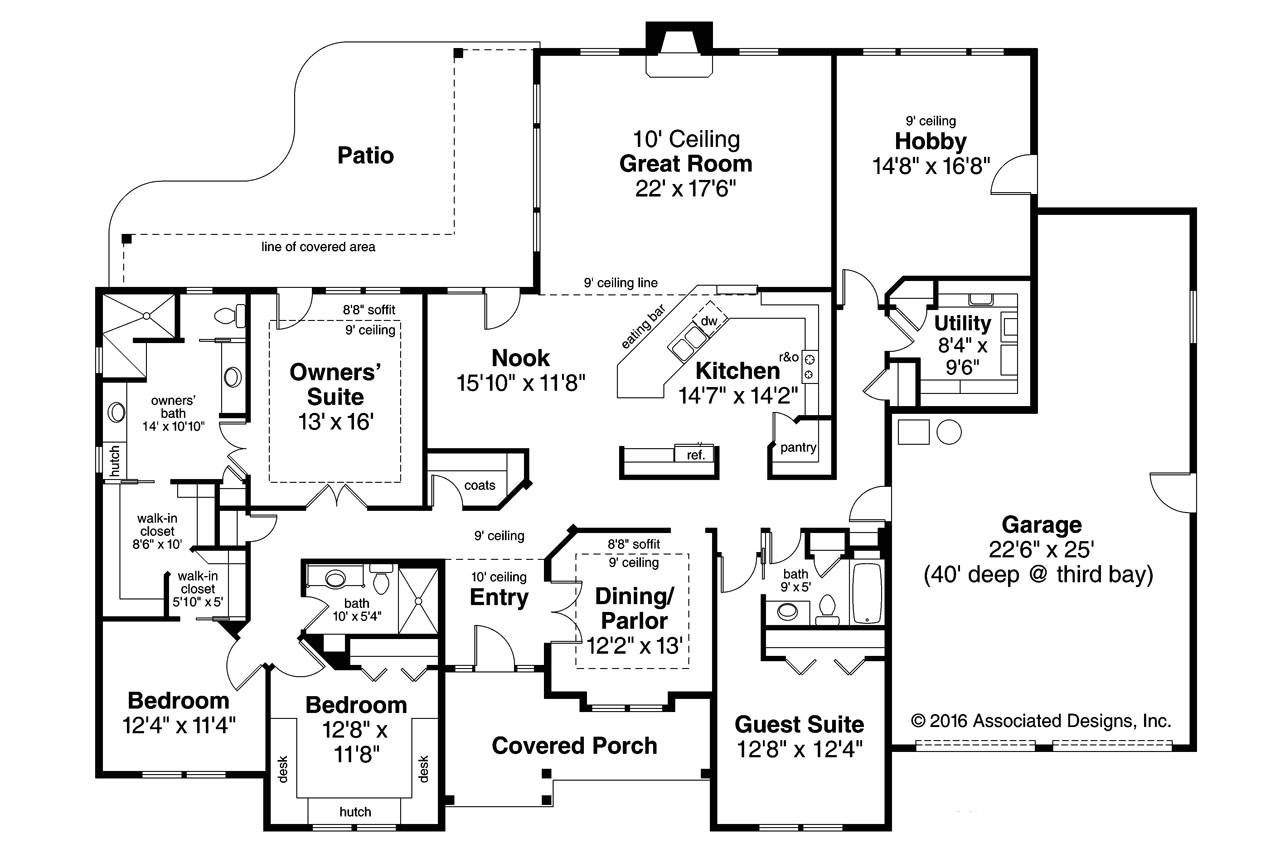 4 bedroom 3000 sq ft house plans