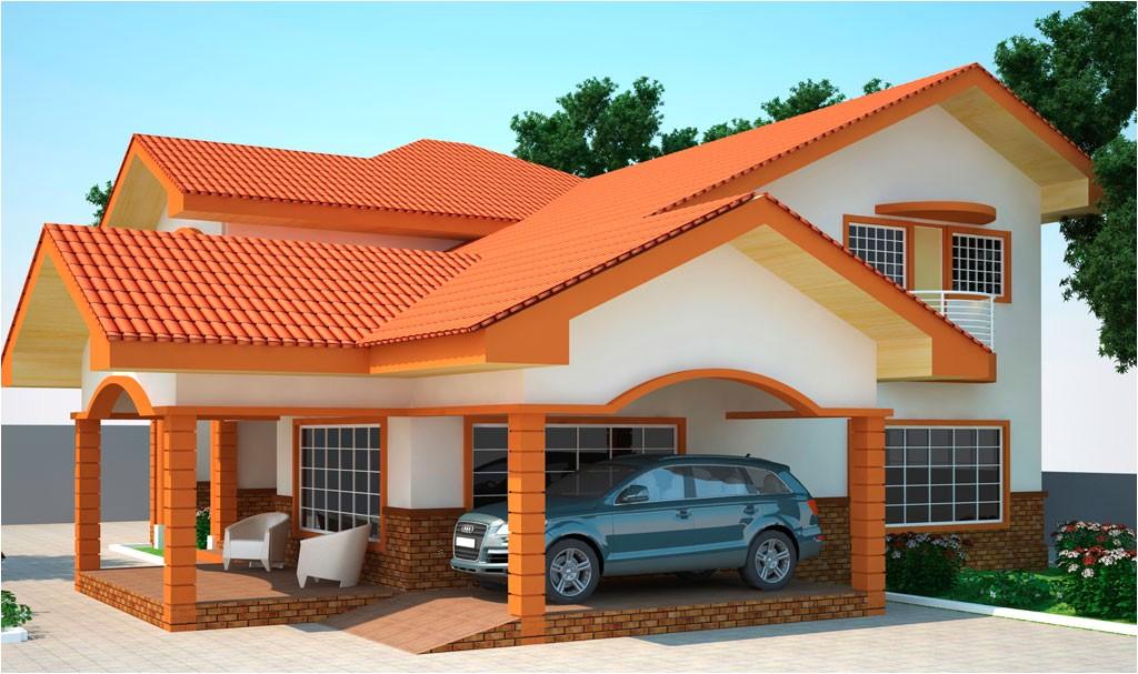 kantana 5 bedroom house plan