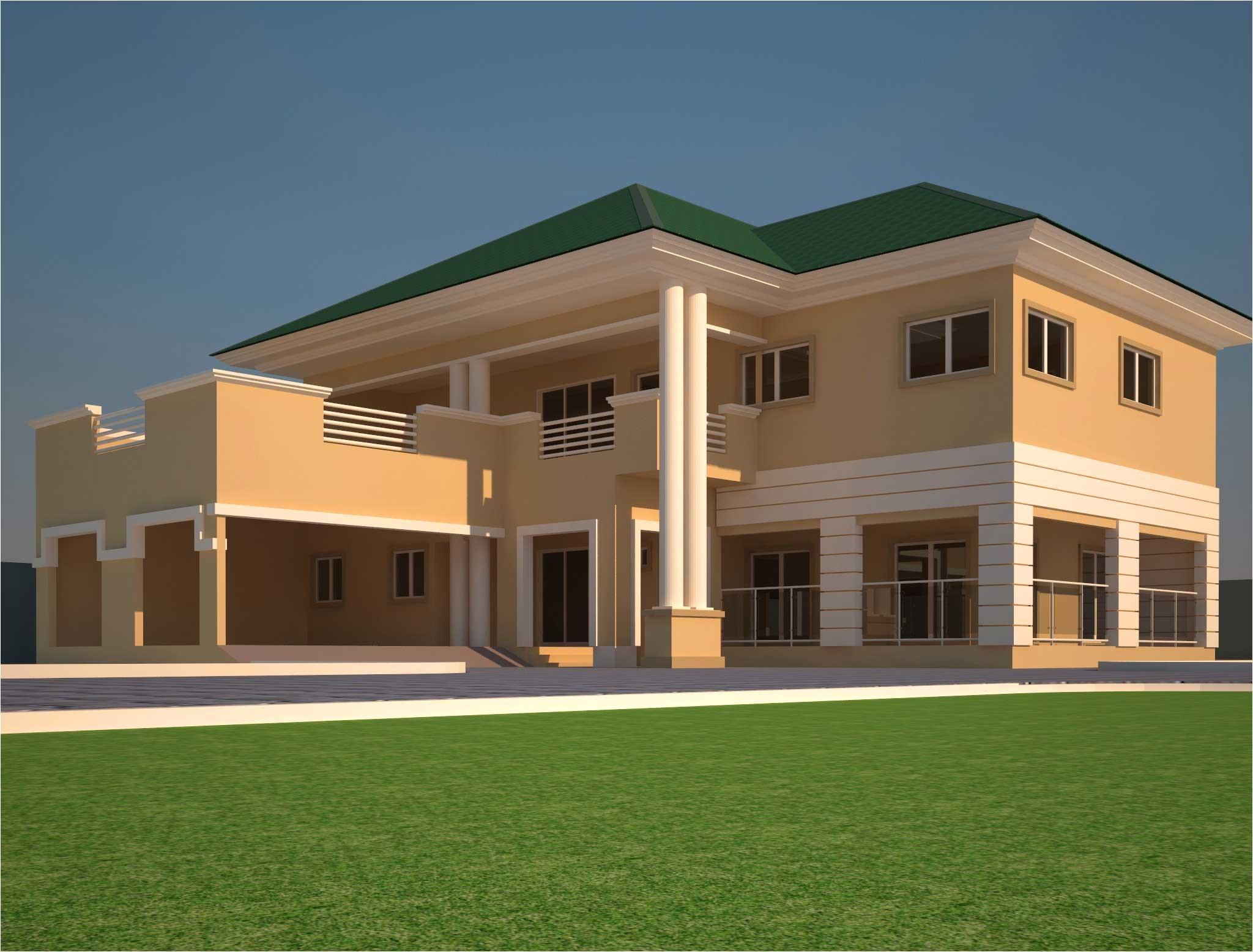 pompam 5 bedroom house plan 2