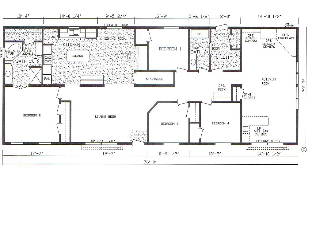 best ideas about mobile home floor plans modular also 5 bedroom