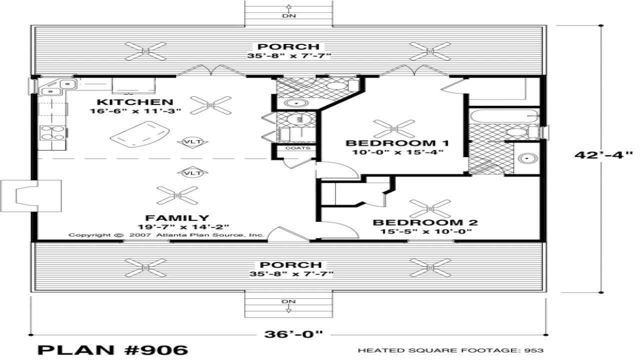 4b353e984a0ae5fd small two bedroom house plans small house floor plans under 500 sq ft