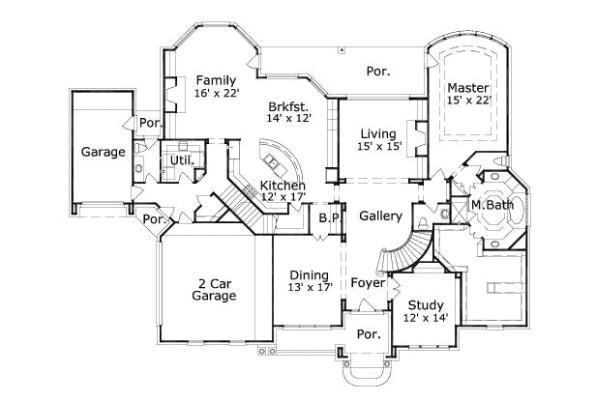 5000 sq ft house floor plans