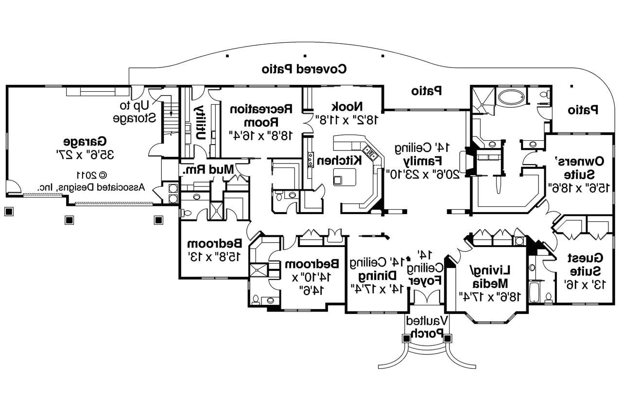 5000 sq ft house plans with basement