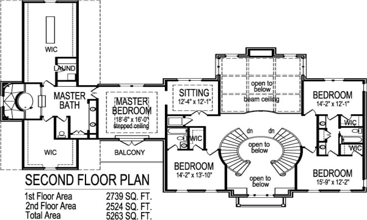 68efff3ea946b98a million dollar house plans 5000 sq ft house plans