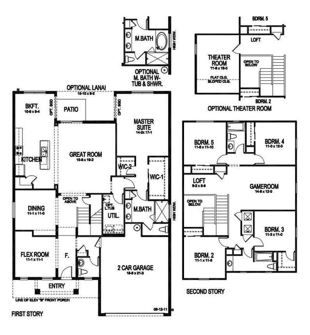 6 bedroom house plans with basement luxury 6 bedroom floor plans with basement