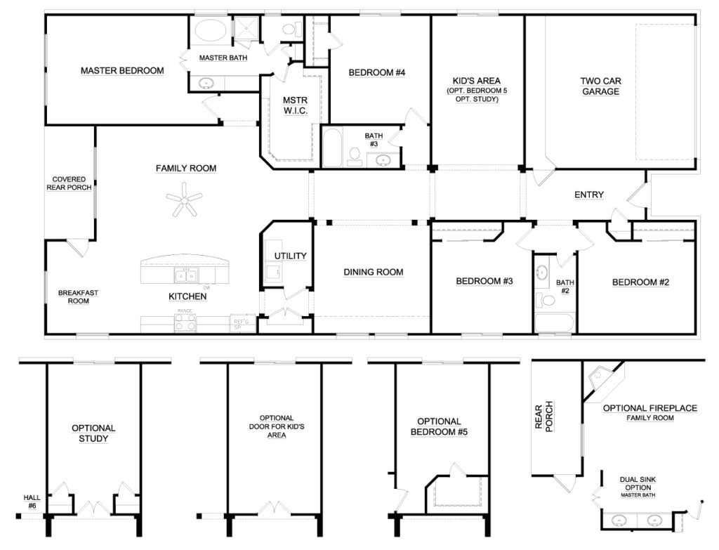 6 bedroom ranch house plans inspirational 6 bedroom ranch house plans lcxzz 6 bedroom house plans in bedroom