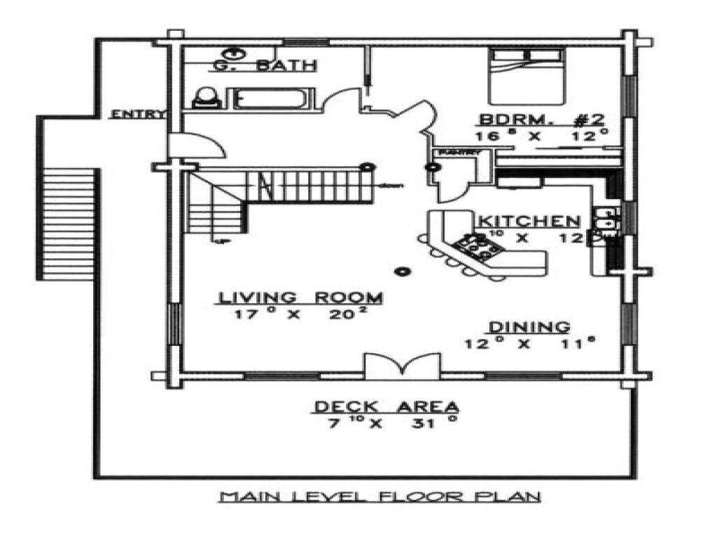 floor plan 1200 sq ft house