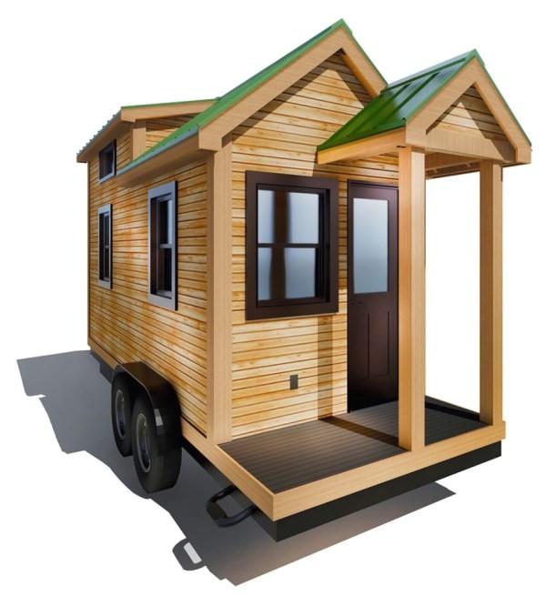154 sq ft roving tiny house wheels 84 lumber tiny living