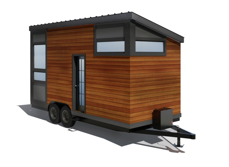 lumber giant unveils a line of portable tiny homes s