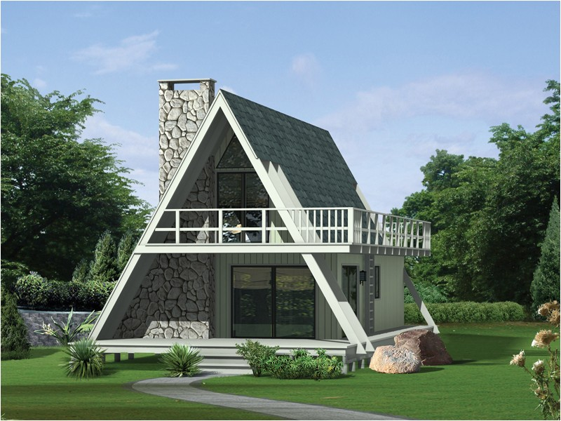A Frame Home Plan Grantview A Frame Home Plan 008d 0139 House Plans and More
