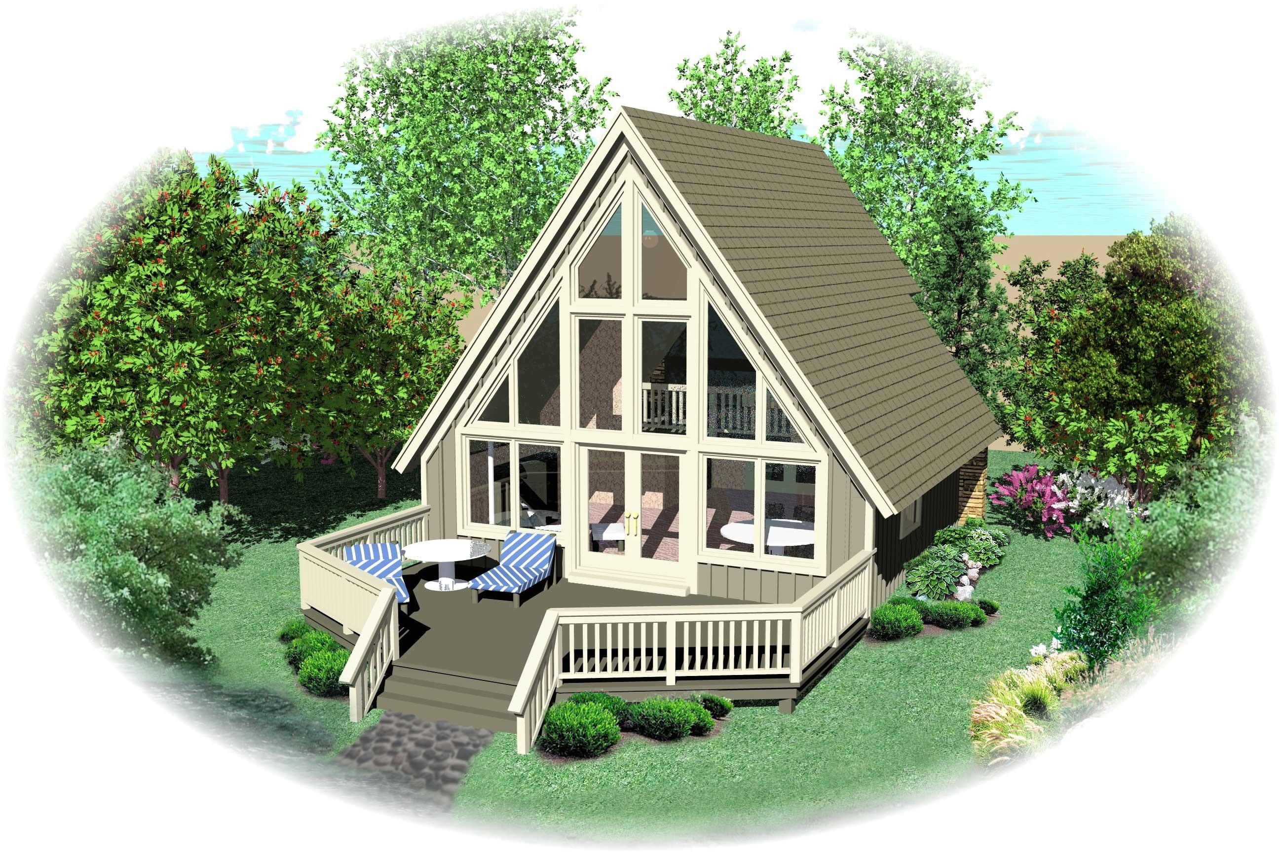 home plan 23292