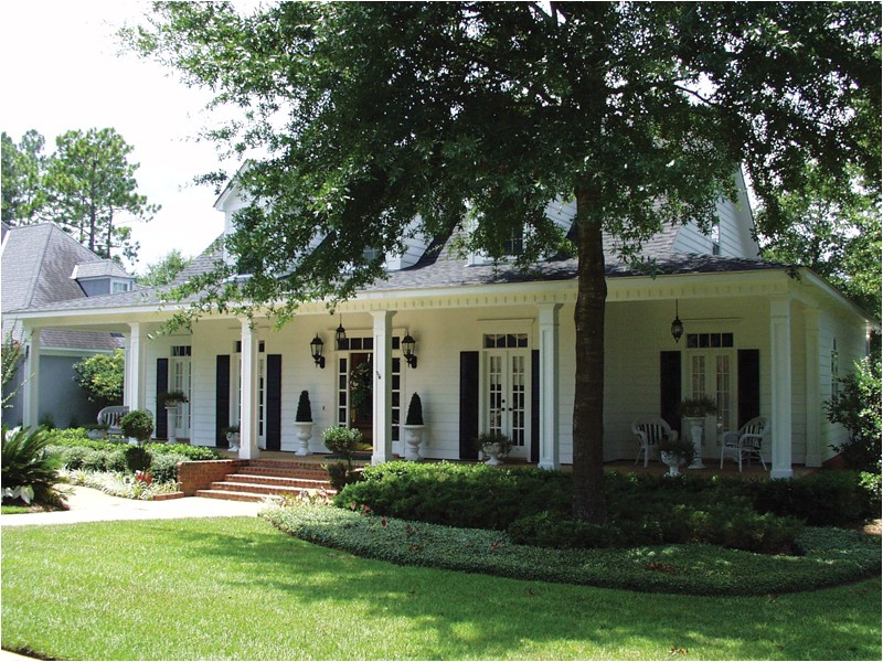 Acadian House Plans with Front Porch Acadian Style House Plans with Wrap Around Porch Short