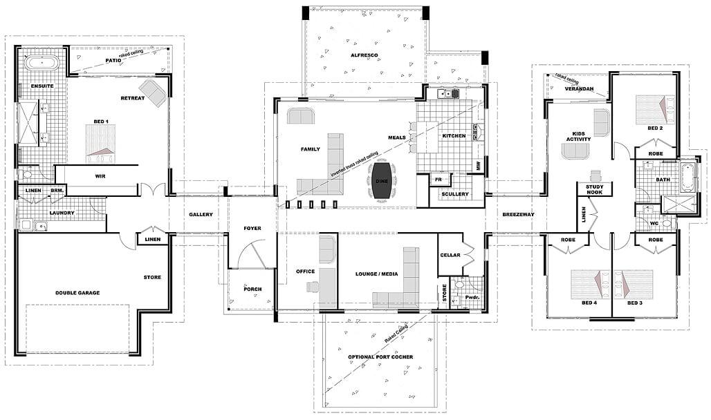 floor plan friday living on acreage
