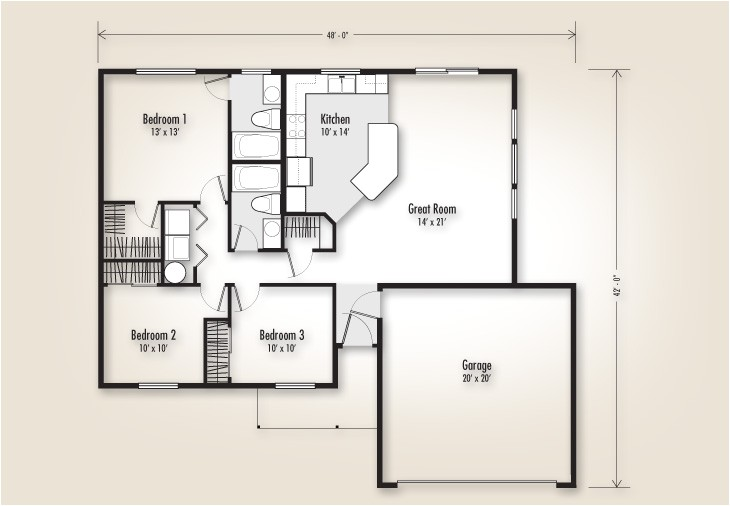 adair house plans