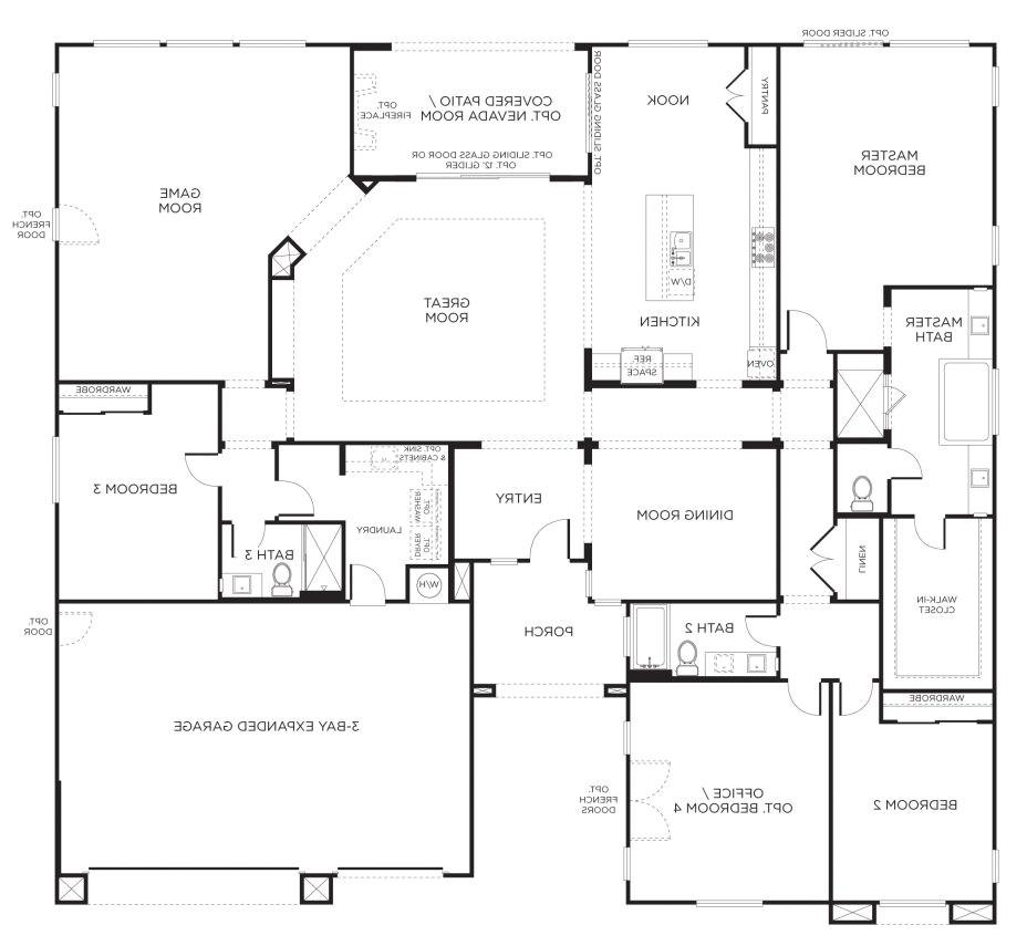 advanced search house plans