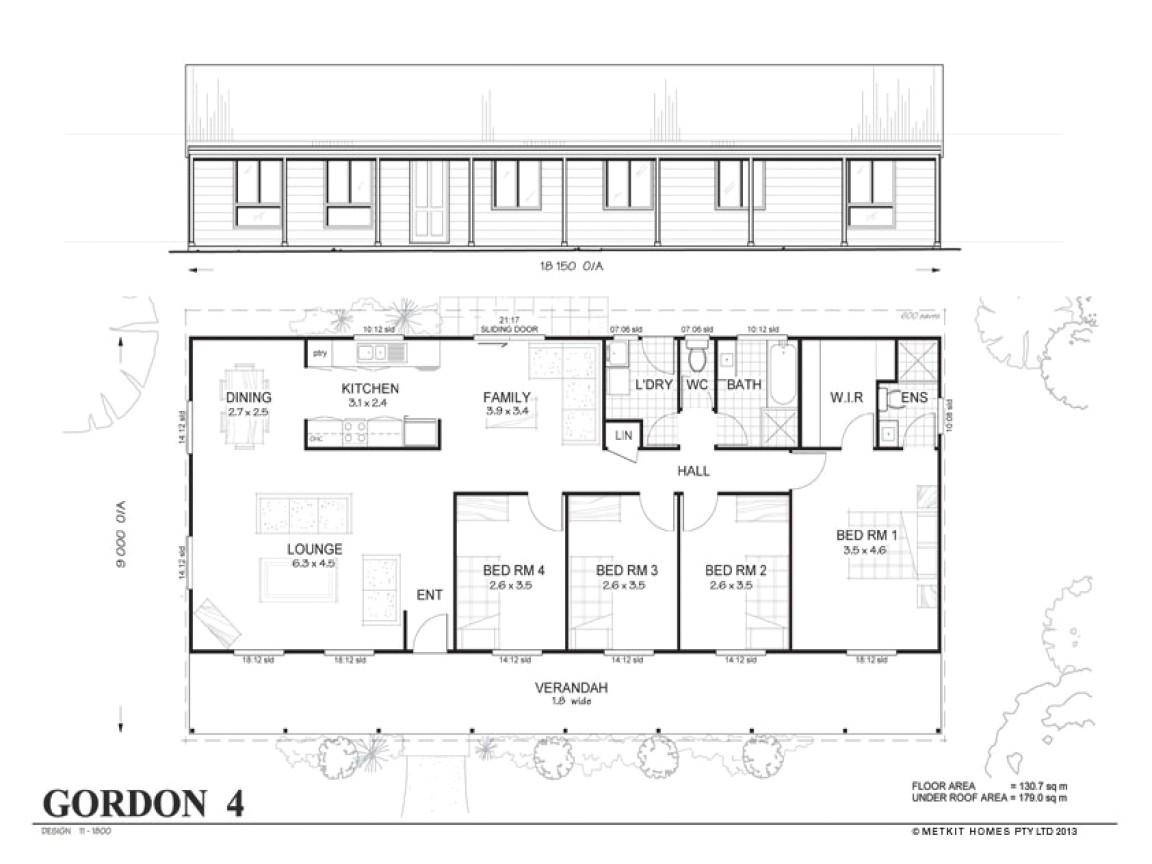097108731d51d525 affordable 4 bedroom house plans 4 bedroom metal home floor plans