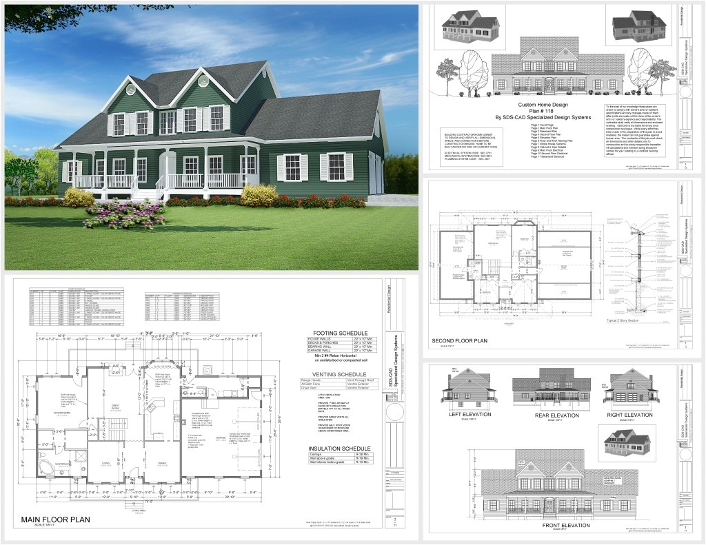 affordable home plans to build