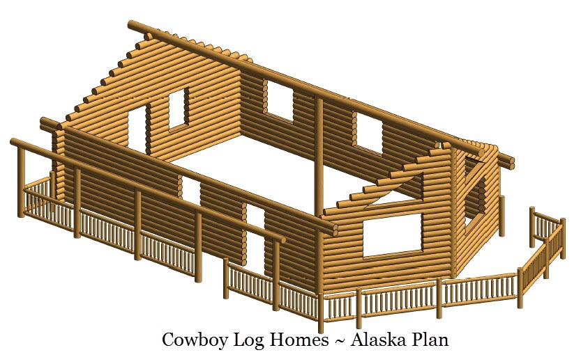 alaska floor plan 888 sq ft