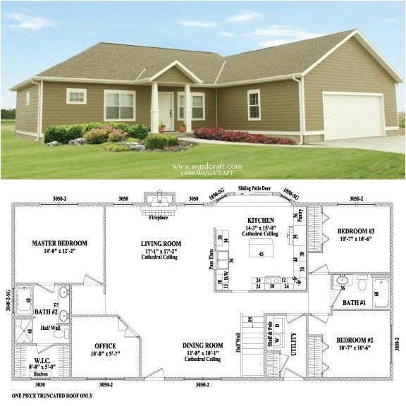floorplans ranch