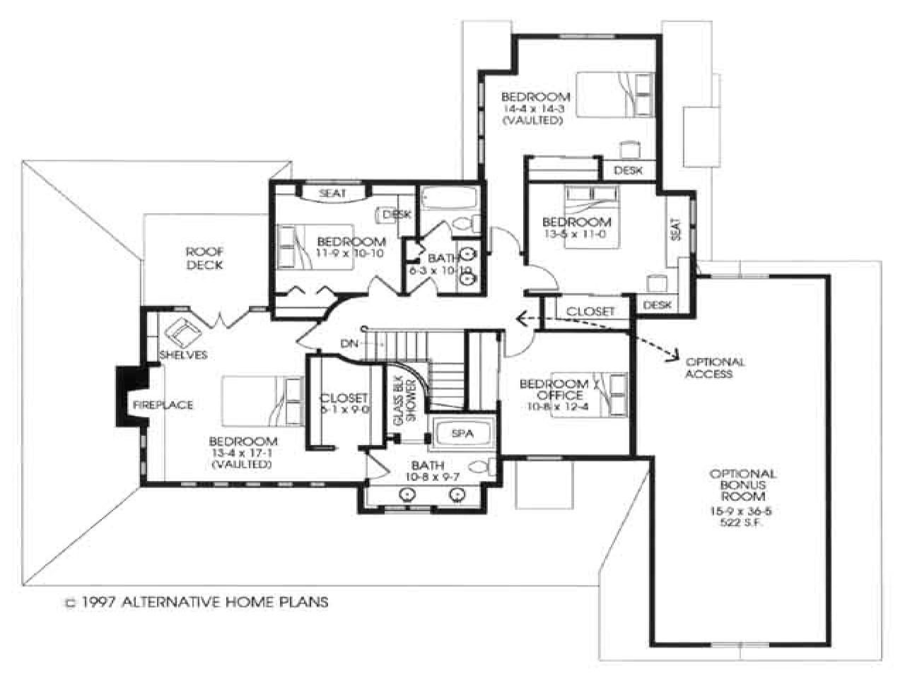 alternative housing plans