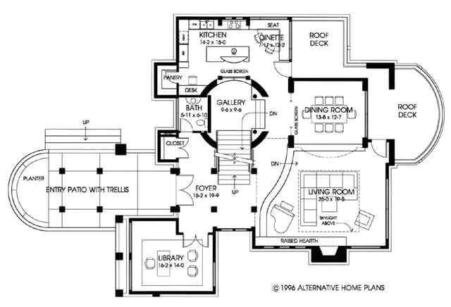 alternative house plans