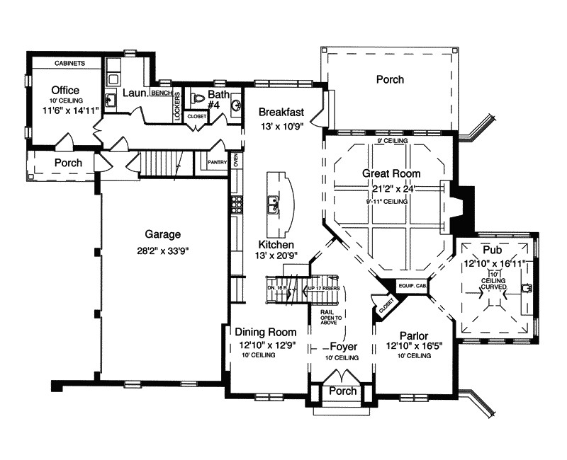 marvelous american house plans 5 early american home floor plans