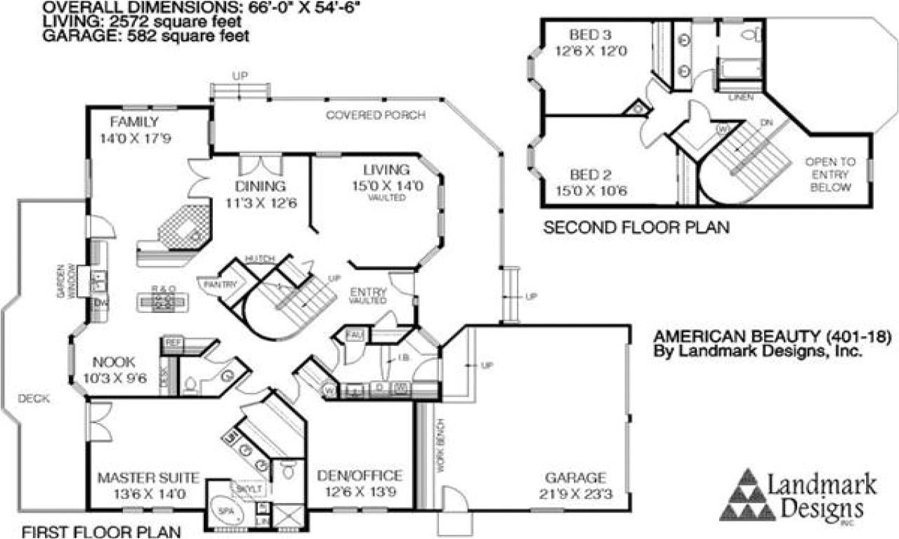 American Home Plan American Home Design American Home Design Plans Ranch