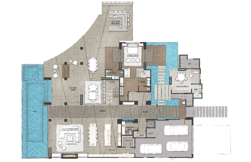 best new american home plans