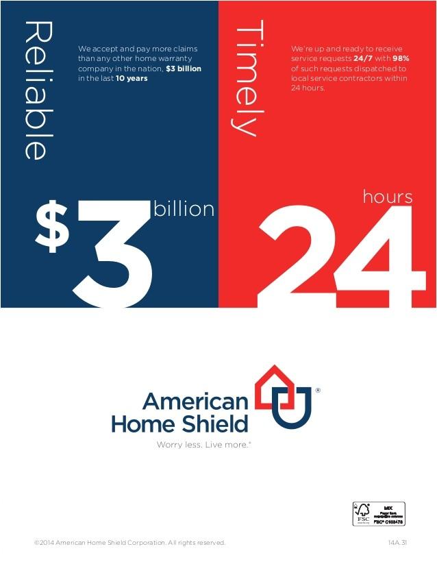 American Home Shield Maintenance Plan American Home Shield Warranty