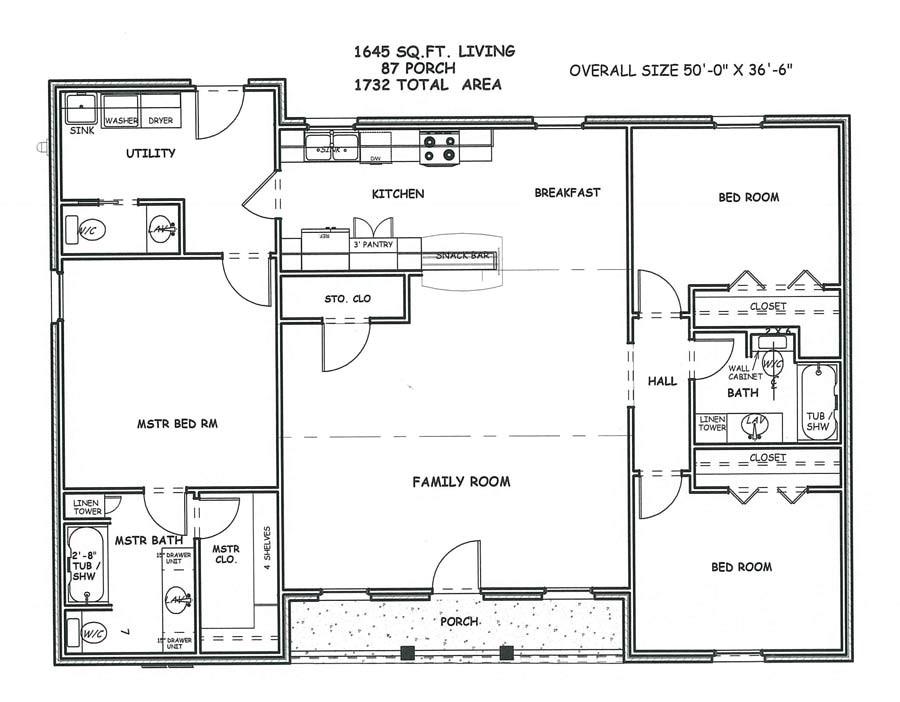 superb american home plans 15 square house floor plans