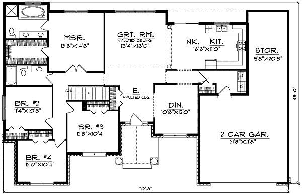 house plan 89091ah