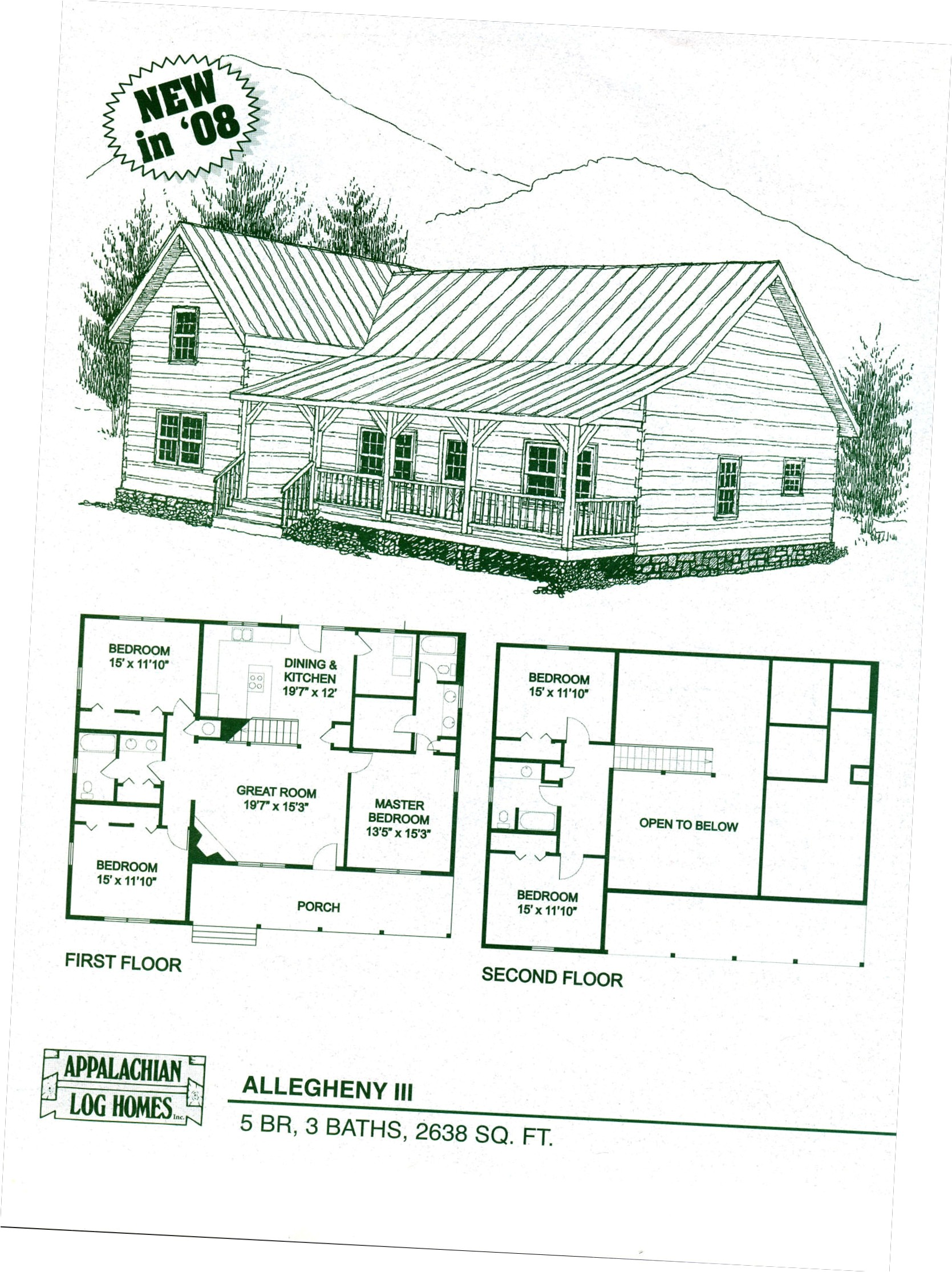 amish farmhouse plans