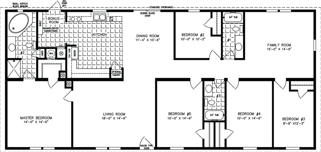 amish home floor plans