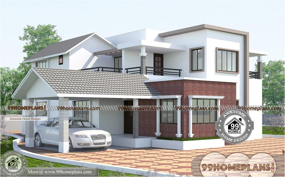 architecture design of houses in india 2660 sq ft homes