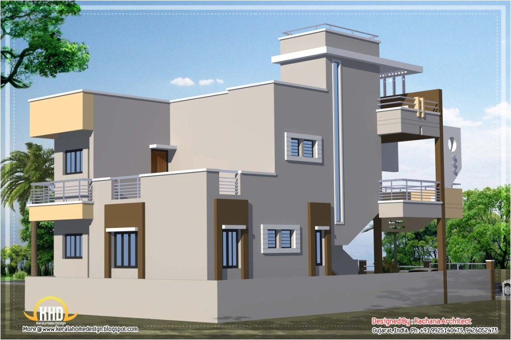 indian small house plans large rooms