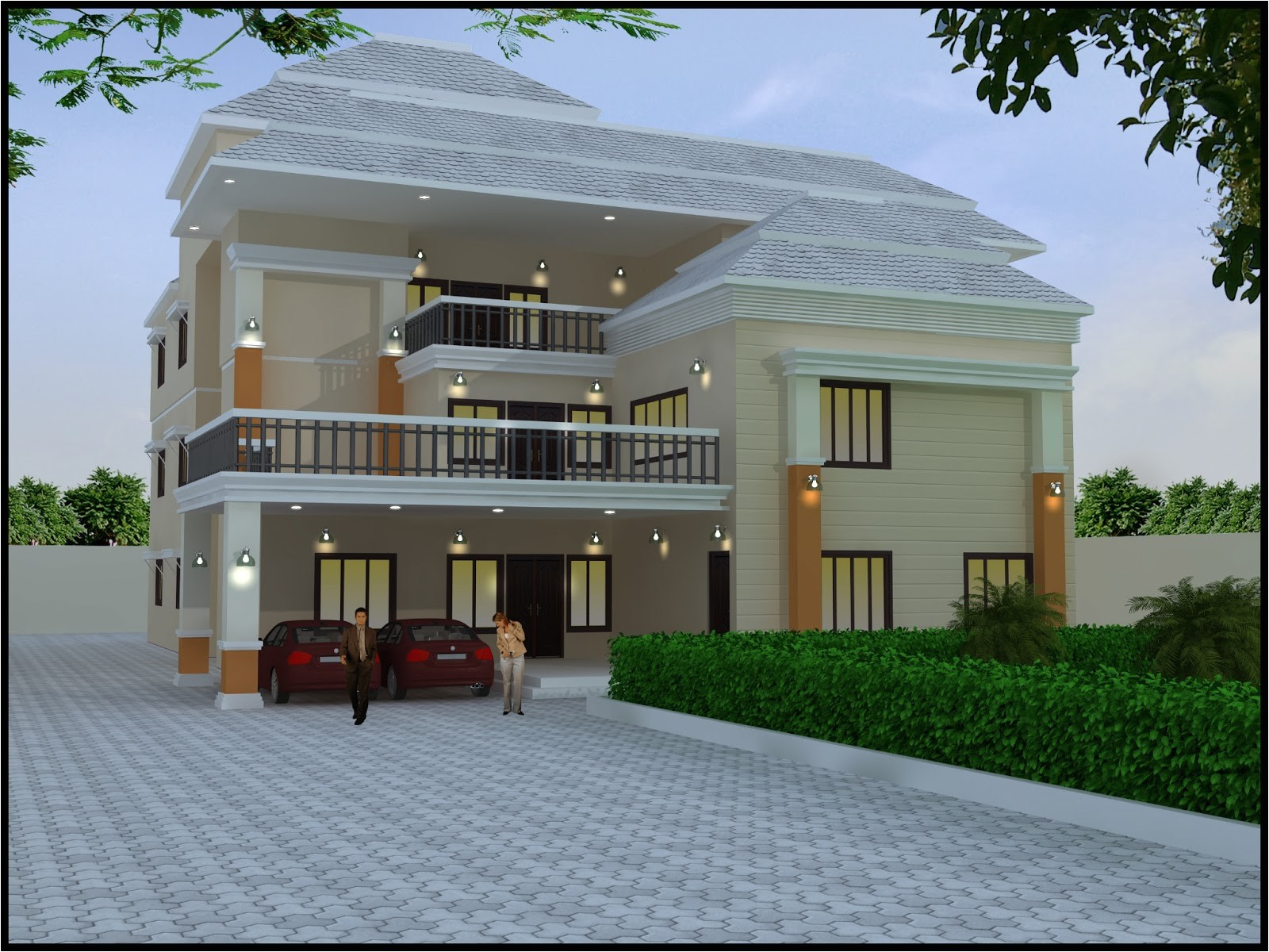 architect design house