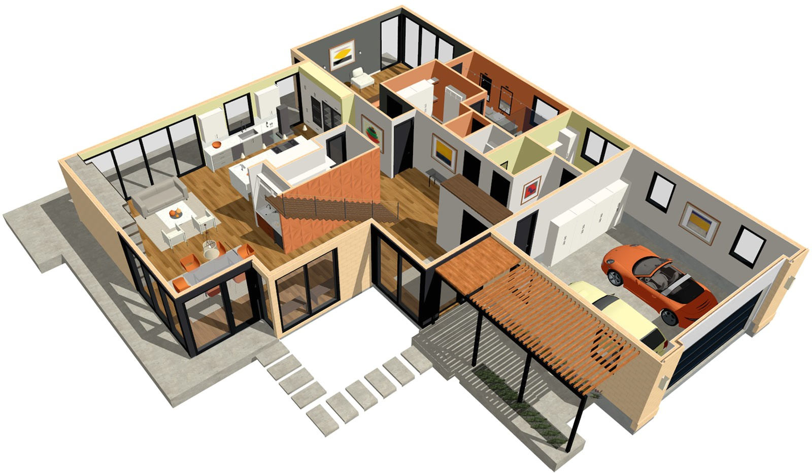 Architect Designed Home Plans Architecture for Home Design Homes Floor Plans
