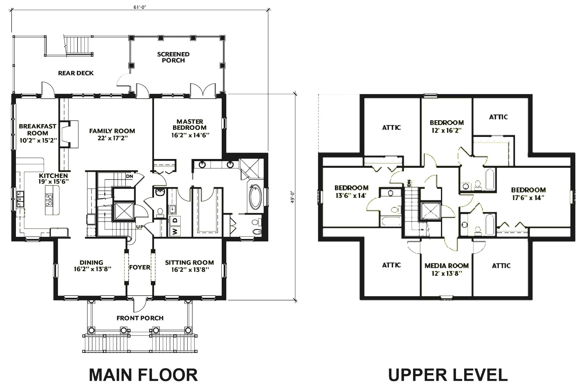 best architecture house plans for contemporary home