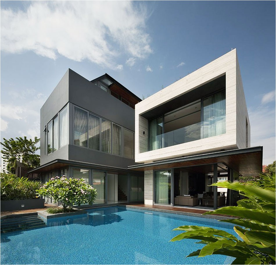 travertine dream house wallflower architecture design singapore