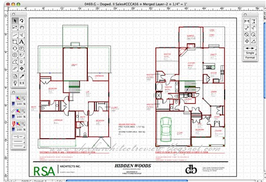 Architectural House Plans Free Download Chief Architect Review 3d Home Architect