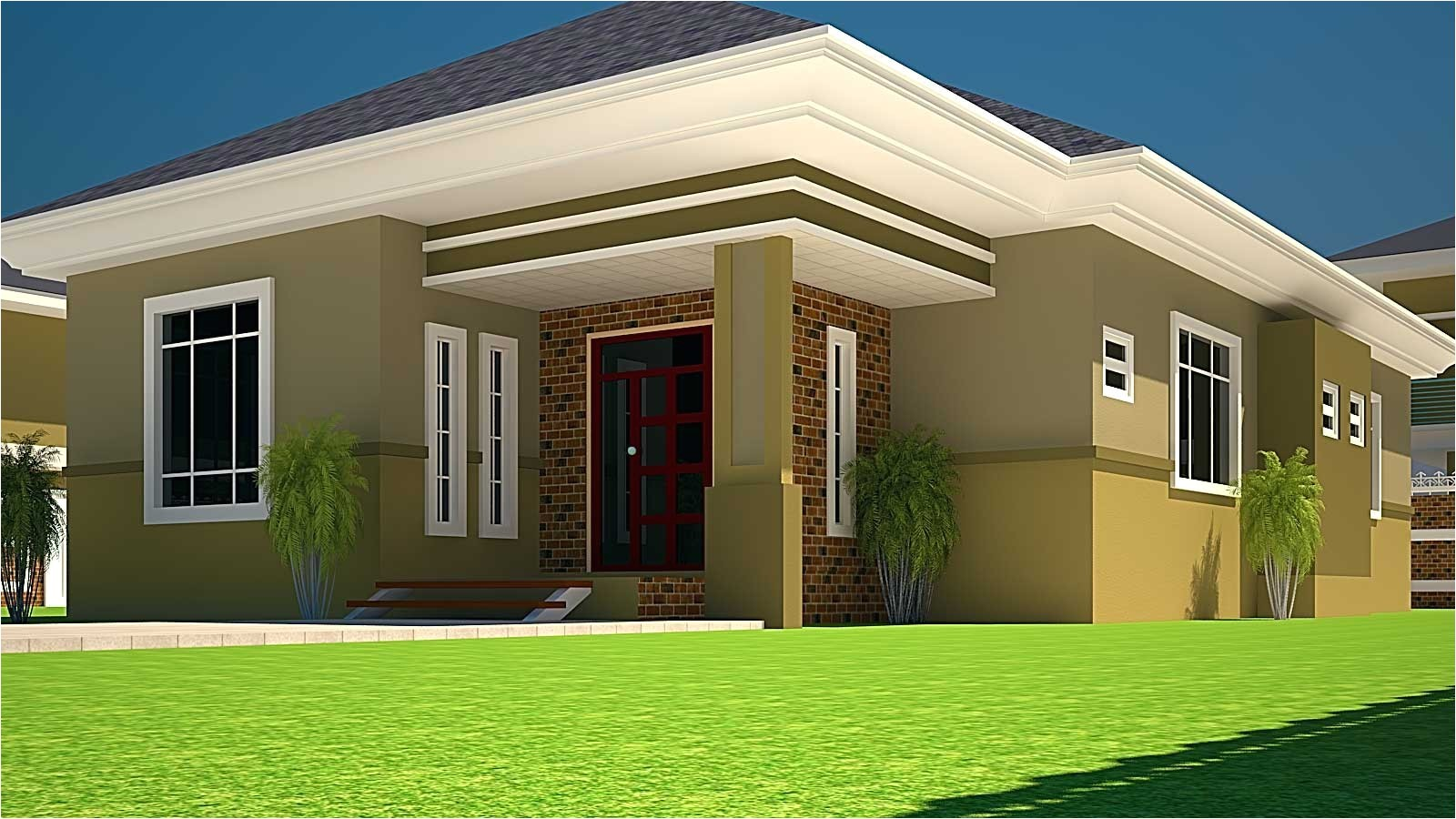 3 bedroom house designs and floor plans