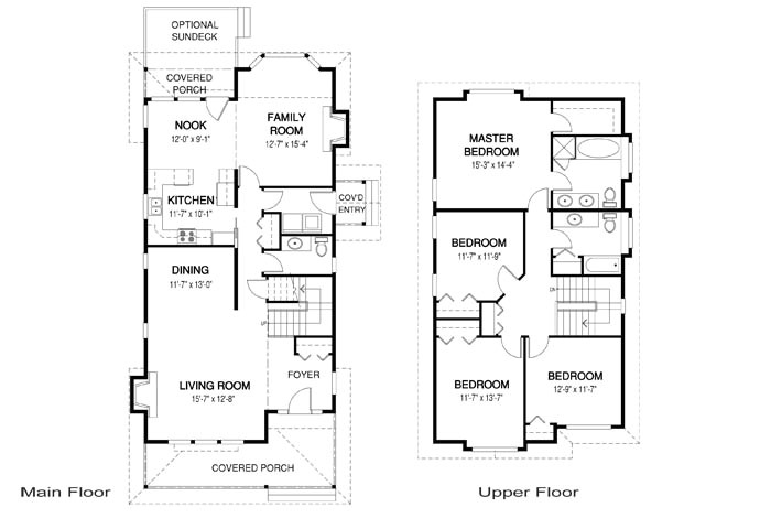 architect designed house plans