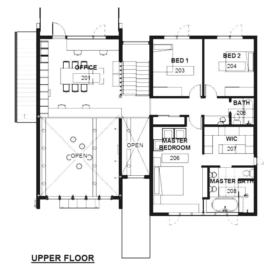 architectural home design plans