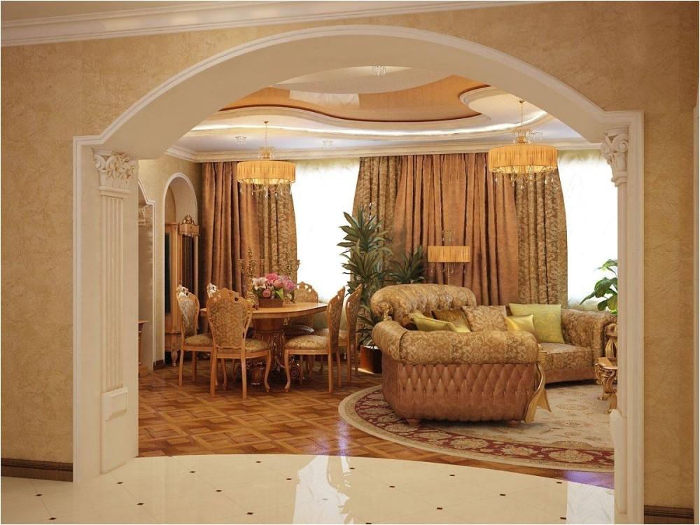 Archway Home Plans Dekorativnaya Otdelka Arok Varianty Oformleniya Konstrukcii