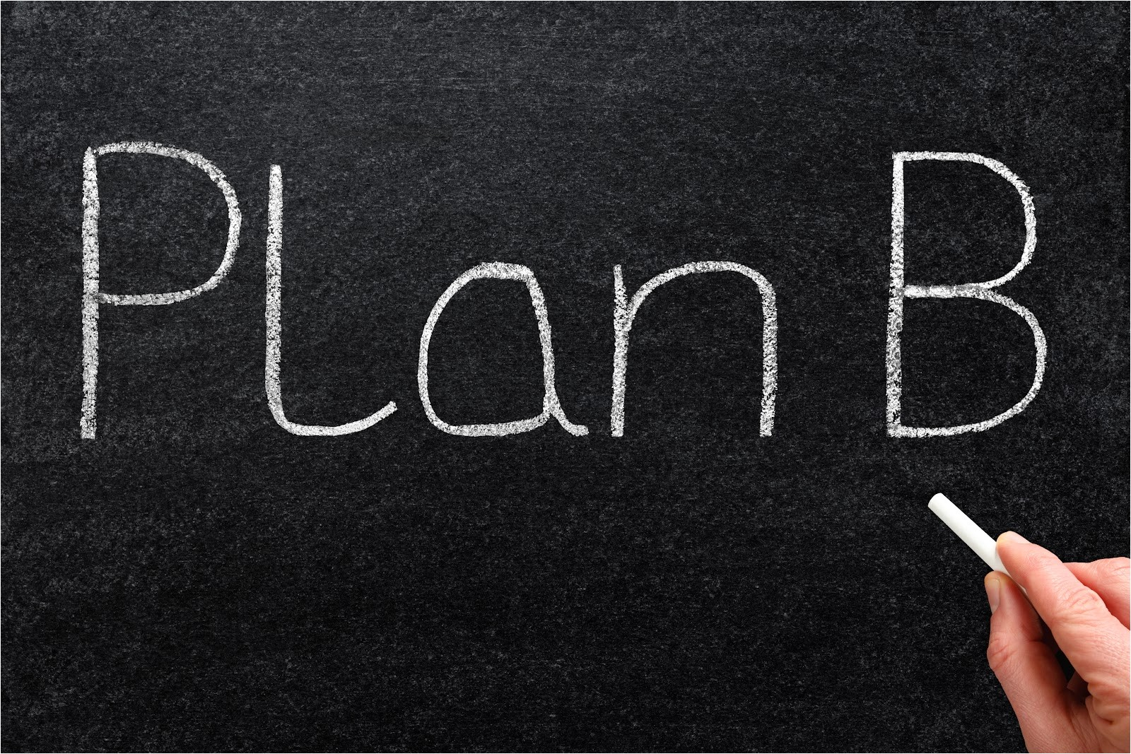 do you have a plan b for your business house you should