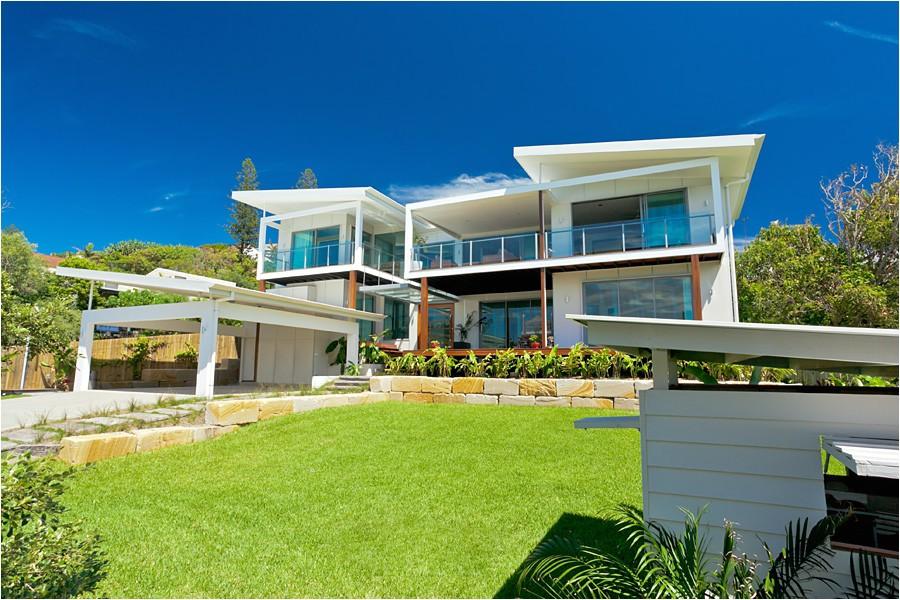 Australian Beach Home Plans Modern Australian Beach House Designs