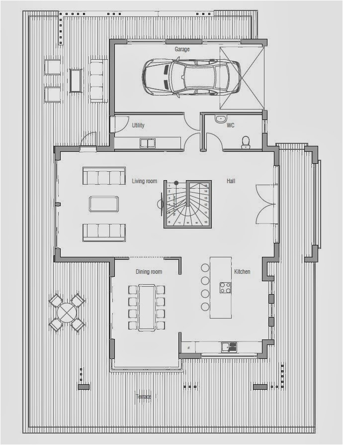 australian house plan ch204