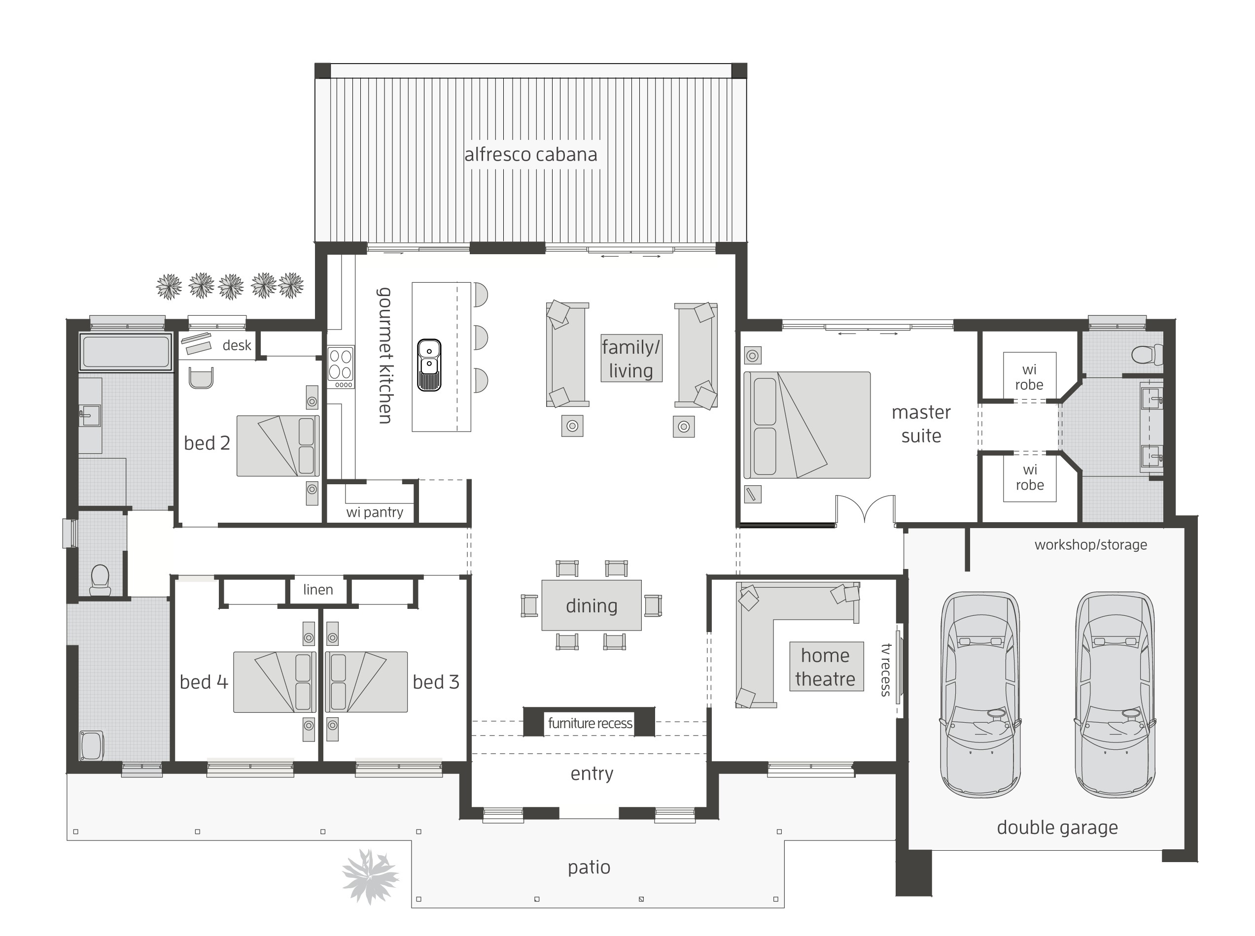 house plans australia acreage