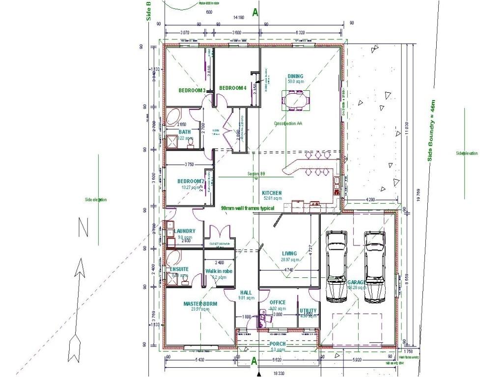 30e1e95761039940 autocad 2d drawing samples 2d autocad drawings floor plans